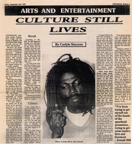 culture article