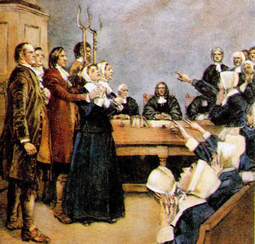 compare and contrast the salem witch trials and mccarthyism essay